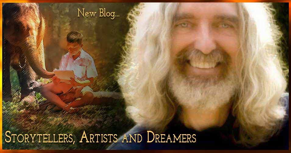 Storytellers, Artists and Dreamers; Patheos.com blog by Fr. Sean O'
