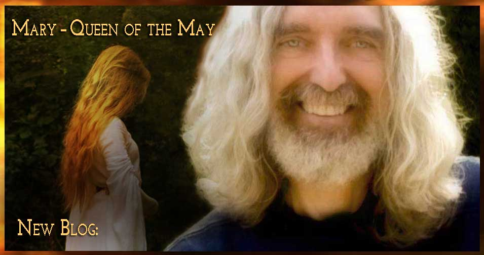 Mary – Queen of the May: Patheos.com blog by Fr. Sean O'Laoire, PhD